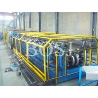 Buy cheap High strength  Stainless Steel Cable Tray Roll Forming Machine Thickness 1.2-2.0mm from wholesalers