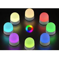 Buy cheap Colorful 3 Watt LED Night Light RGB Touch Sensor Control IP20 With One USB Cable from wholesalers