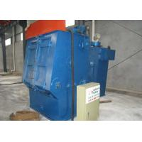 Buy cheap Foundry Blue Tumble Belt Type Shot Blasting Machine For Casting Parts from wholesalers