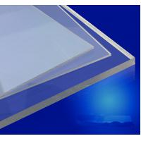 Buy cheap UV protective solid polycarbonate sheet from wholesalers
