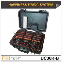 Buy cheap 36 cues sequential fireworks firing system, pyrotechnic fire system from wholesalers