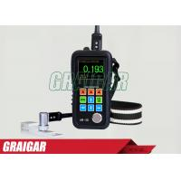 Buy cheap Digital NDT Instruments Ultrasonic Wall Thickness Gauge Meter with Through Coating Function from wholesalers