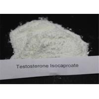 Buy cheap CAS 15262-86-9 Testosterone Anabolic Steroid Testosterone Isocaproate For Muscle Gaining product
