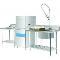 Buy cheap 6.5KW / 11KW Hood type dishwasher  for Restaurants / Staff canteens from wholesalers