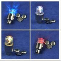 Buy cheap automatically ON/OFF,flash light,vehicle/bicycle/bike motorbike led tyre wheel light from wholesalers