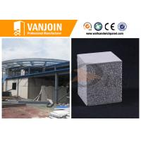 Non-asbestos Environmental Concrete Wall Panels Sound Insulation Waterproof Precast Panels
