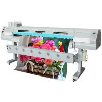 Buy cheap Professional Eco solvent printing machine for pvc paper with widely commercial use from wholesalers