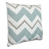 Buy cheap Hayden Stitched Square Reversible Brown and Green Throw Pillow 100% Handed Made from wholesalers
