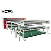 Buy cheap 1.9m Wide Roller Sublimation Heat Press Machine For Curtain Transfer Printing from wholesalers