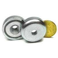Buy cheap Sintered NdFeB Magnet ring from wholesalers