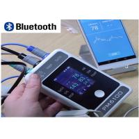 Buy cheap PM6100 handheld bluetooth portable 7 inch multiparameter patient monitor from wholesalers