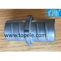 Buy cheap Screw In Type Hose Flex To Emt Coupling Zinc Die Cast For Flexible Conduit product