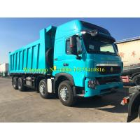Buy cheap Best Price Brand New Sinotruck 40 Ton Loading Capacity Howo T7H 8x4 420HP 12 Wheel Dump Truck from wholesalers