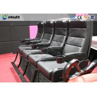 Buy cheap Simple Operation 4D Cinema System 4DM Movement Seats / Independent Research Software product
