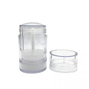 Buy cheap Clear Study Reusable Empty Plastic Deodorant Bottles 15g product
