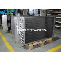 Buy cheap Stainless Steel Finned Tube Heat Exchanger / OEM Fin Type Heat Exchanger from wholesalers