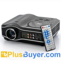 Buy cheap Multimedia LED Projector with DVD Player (800x600, USB/TV/AV IN) from wholesalers