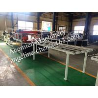 Buy cheap Plastic PVC+ASA/PMMA composite glazed tile roofing material manufacturing machinery product