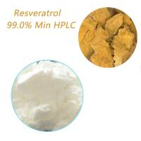 Buy cheap Dietary Supplements Resveratrol 99.0% HPLC Preventing Age-related Disorders from wholesalers