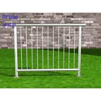 Buy cheap Balcony stainless steel railing with stainless steel handrail design system from wholesalers