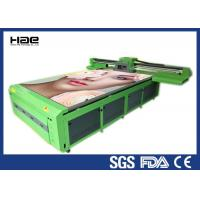 Buy cheap HAE-2030 Eight Printing Head Uv Flatbed Printing , Compact All In One Printer from wholesalers
