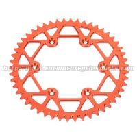 Buy cheap KTM MX Dirt Bike Sprockets Chain High Performance Racing Design from wholesalers
