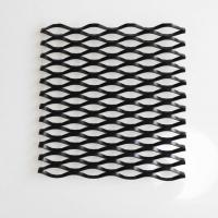 Buy cheap Custom Colorful Expanded Metal Mesh , Expanded Steel Mesh For Sign Panels from wholesalers
