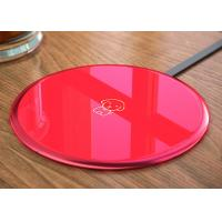 Buy cheap Wireless Charger for iPhone 8/8 Plus/X 10W Qi Wireless Charging Portable Wireless Charger for Samsung Galaxy S8/S8 Plus from wholesalers