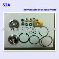 Buy cheap S2A 197266 / 311101 Turbocharger Repair Kits , Universal Turbo Kit from wholesalers