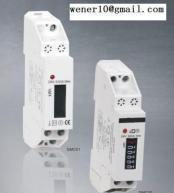 Buy cheap Single Three Pre-Payment Electronic DIN RAIL Watt Hour Meter from wholesalers