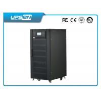 Buy cheap 3 Phase 10Kva 20Kva 30Kva 40Kva High Frequency Transformerless Online UPS with Large LCD Display from wholesalers