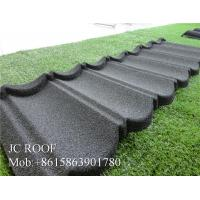 Buy cheap Metal roofing material/Corrugated Zinc Roofing/ Lightweight Roofing Materials/Galvanized Steel Stone Coated Metal Roof from wholesalers