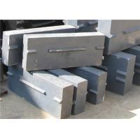 Buy cheap Wear Resistant Alloy Crusher Blow Bars For Iron Ore Crushing Machine from wholesalers