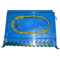 Buy cheap ABS Fiber Optic Splicing Module Small Size and Easy Install Suitable For FC And SC from wholesalers