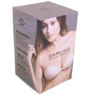 Buy cheap CMYK Foldable Bra Packaging Box Bio Degradable With Clear PVC Window from wholesalers