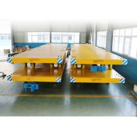 "Buy cheap Basic Metals Heavy Duty <strong style=""color:#b82220"">Plant</strong> Trailer / Material Transfer Trolley Simple Structure from Wholesalers"