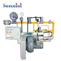 Buy cheap Automatic Color Powder Coating Line for Metal Products gas burner from wholesalers