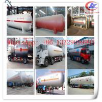 Buy cheap 50cbm LPG gas storage tank for sale from wholesalers