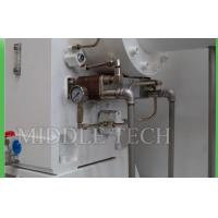 Buy cheap Power Saving PE Pipe Extrusion Line , Single Screw Plastic Extruder Pipe Range 75 - 250 from wholesalers
