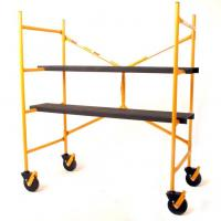 Buy cheap Aluminum scaffolding Ladder WYAL-1018 with EN131/CE from wholesalers