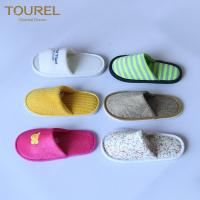 Buy cheap Spa and salon Disposable Hotel Slippers , Disposable Slippers For Wedding from wholesalers