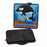 Buy cheap Customized 3D Embossed Cartoon Image Refrigerator Magnet from wholesalers