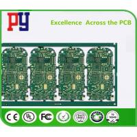 Buy cheap Green Solder Mask FR4 PCB Board Impedance Control PCB 1.6MM Thickness For WiFi Card from wholesalers