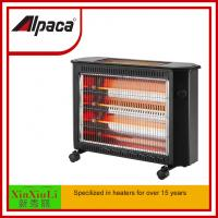 Buy cheap infrared radiant quartz heater SYH-1207K electric heater for room indoor saso/ce/coc certificate Alpaca manufactory from wholesalers