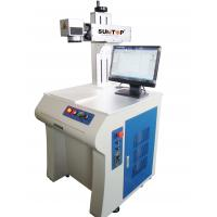 Buy cheap Nameplate / Scutcheon Fiber Handheld Laser Marker with Air Cooling System from wholesalers
