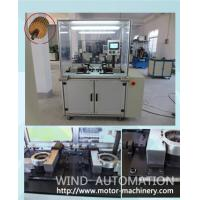 Buy cheap Armature slot cell insulation paper inserting machine for starter armture manufacturing double servo China supplier from wholesalers