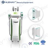 Buy cheap Pulse Vacuum Cryolipolysis Fat Freeze Slimming Machine Radio Frequency product