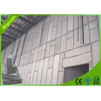 Buy cheap Fast Construction Concrete EPS Cement Sandwich Wall Panel Prefab Houses building material from wholesalers
