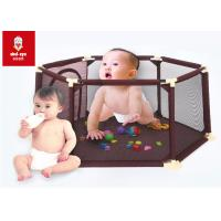 Buy cheap Manufacturer Baby Safety Products Crib Baby Game Fence Baby Play Yard Baby Playpen Children Play Fence Play Yard from wholesalers