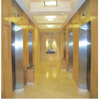 Buy cheap Gearless Traction Passenger Elevator(Microcomputer) from wholesalers